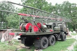 Буровая установка УРБ-3АМ