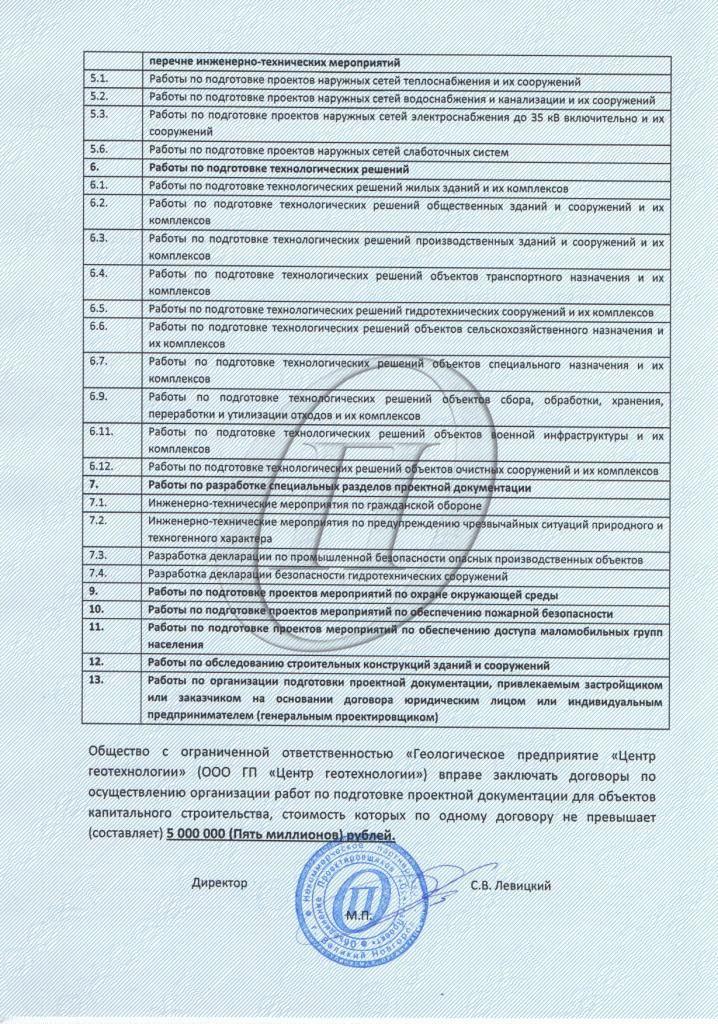 СРО НП ОП «ОсноваПроект»
