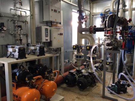 Этапы проектирования систем и станций водоснабжения