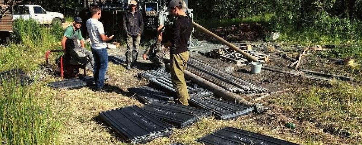 геологоразведочные работы в республике Коми