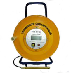 Термометр электронный скважинный ТСЭм-D-150