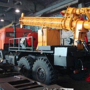 Буровая установка ГБУ-7М «Колибри»