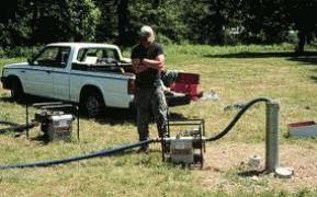 Мониторинг подземных вод
