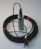 Резистивиметр скважинный электронный на катушке РСК-50