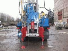 Буровая установка УРБ-5АГ