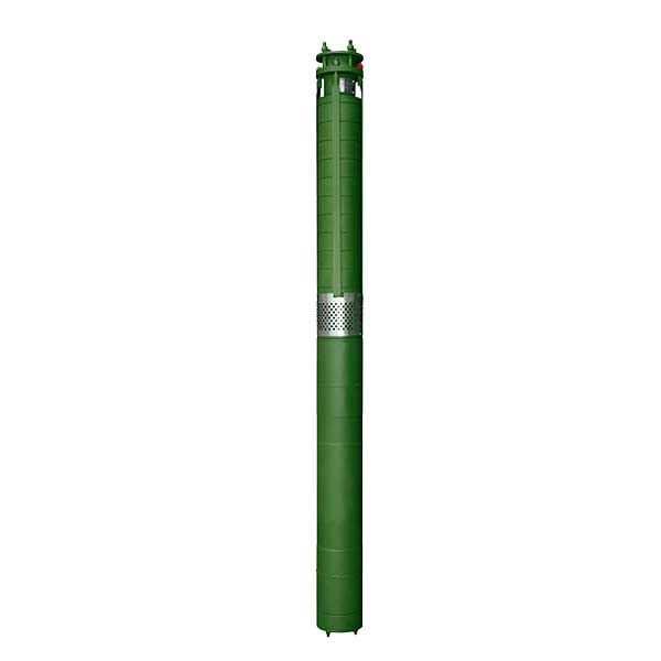 Скважинный погружной центробежный насос 8 дюймов